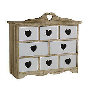 Heart Keepsake Drawers