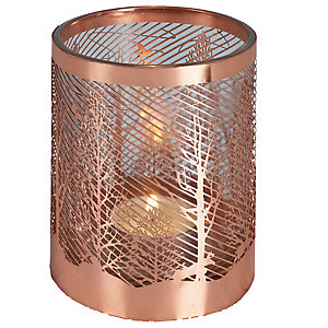 Festive Forest Lantern