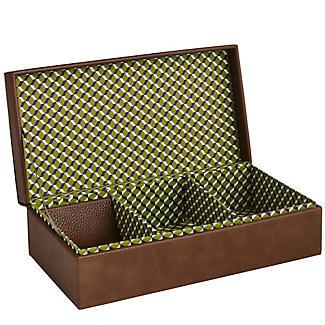 Aufbewahrungsbox für Herren