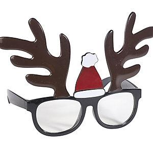 Reindeer Glasses