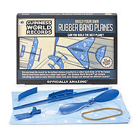Build Your Own Rubber Band Planes
