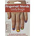 Fingernail Friends Ladybirds