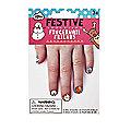 Fingernail Friends Festive