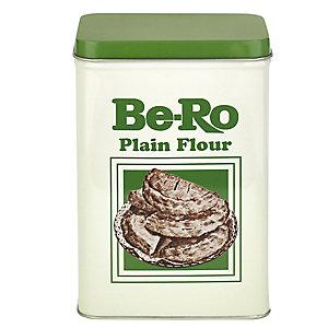 Be-Ro Tin Small Plain Flour