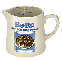 Be-Ro Self Raising Flour Measuring Jug