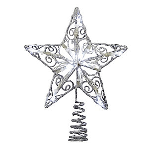 LCD Star Tree Topper
