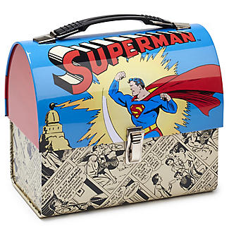 Superman Storage Tin