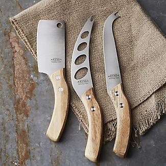 Artesa 3 Piece Cheese Knife Set alt image 2