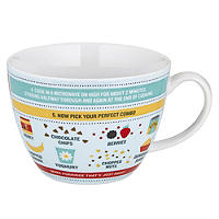Perfect Porridge In A Mug - Gift Mug