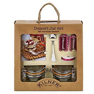 Kilner® Dessert Jar Set