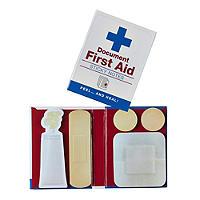 Erste-Hilfe-Klebenotizen