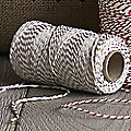 Metallic Gold Parcel Twine