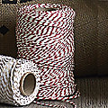 Red Parcel Twine