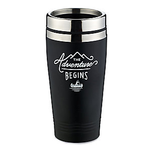 Gentleman's Travel Hardware Mug