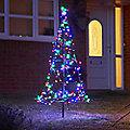 Fairybell® Outdoor Coloured Christmas Tree