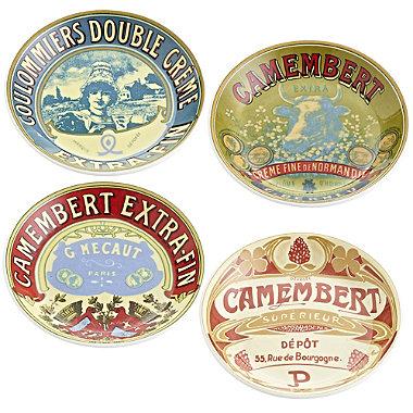 4 Camembert Chutney Dishes
