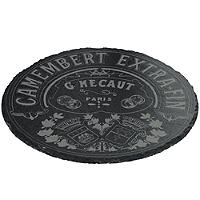 27cm Slate Camembert Serving Platter