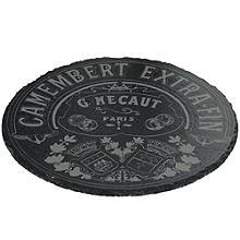 27cm Slate Camembert Serving Platter