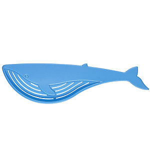 Big Blue Whale Pan Strainer