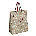 Reindeer Gift Bag Large