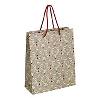 Reindeer Gift Bag Large
