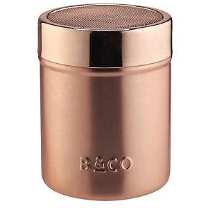 Barista & Co Copper Cocoa Shaker
