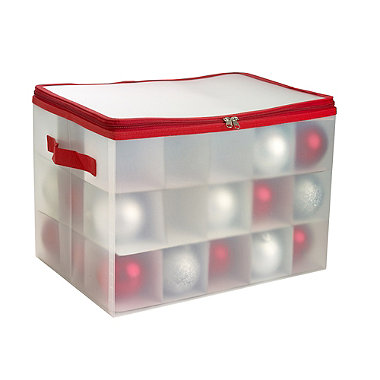 Christmas Ornaments Storage Box