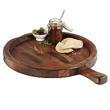 Reclaimed Vintage Wood Olive Tray