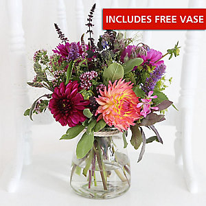 Mixed Herb Bouquet With Free Express Delivery