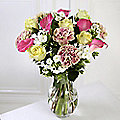 Sweet Summertime Bouquet With Free Express Delivery