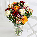 Classic Roses Bouquet with Free Express Delivery