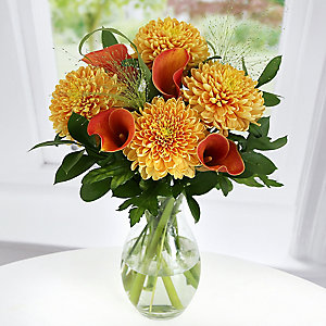 Calla Lily Bouquet with Free Express Delivery
