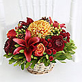 Autumn Table Arrangement Bouquet with Free Express Delivery