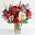 Luxury Christmas Bouquet with Free Express Delivery