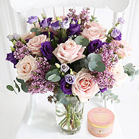 Sweet Avalanche Luxury Bouquet With Free Express Delivery