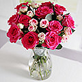 Spring Blush Bouquet With Free Express Delivery
