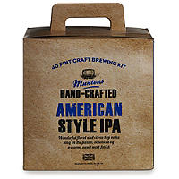 Muntons American-Style IPA Homebrew Beer Making Kit (40pts)