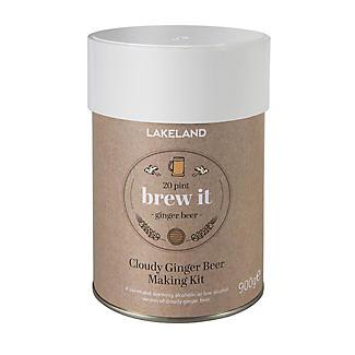Lakeland Homebrew Ginger Beer Making Kit (20pts) alt image 1