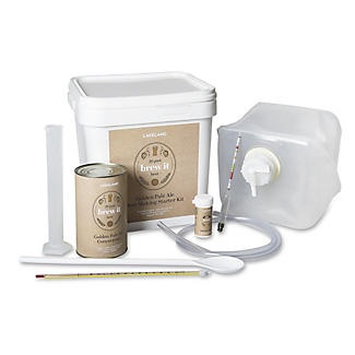 Lakeland Beer Making Equipment Starter Kit (20pts)