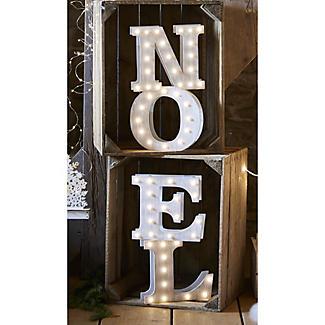 Light-Up Noel Decoration alt image 2