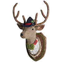 Stag Wall Decoration