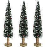Glitter Tree Trio
