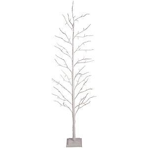 Light-Up Winter Tree