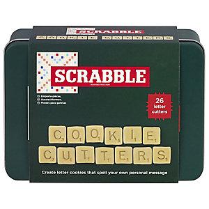 Scrabble-Ausstechformen