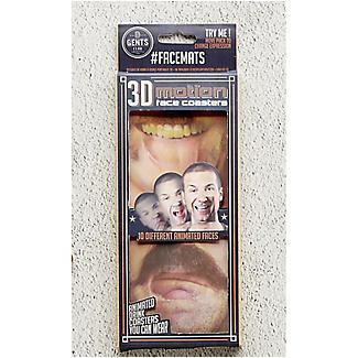 3D Face Coasters alt image 2