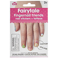 Fairytale Fingernail Friends
