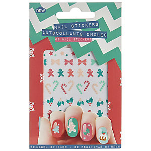 Christmas Nail Stickers