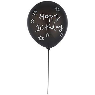 20 Chalkboard Balloons alt image 2