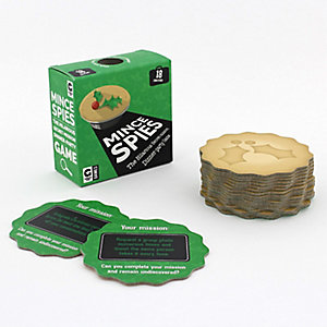 Mince Spies Coaster Game