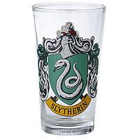 Harry Potter Slytherin Large Glass